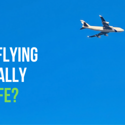 We Assure You - Flying Is Perfectly Safe