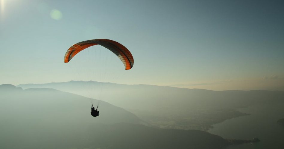 Paragliding In Lima & Other Activities
